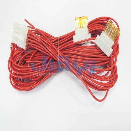 Chicote de fios do porta-fusível da lâmina do carro - Chicote de fios do porta-fusível da lâmina do carro