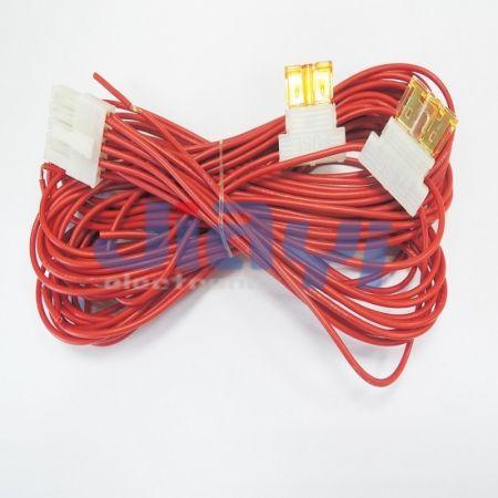 Harnais de fil de porte-fusible de lame de voiture