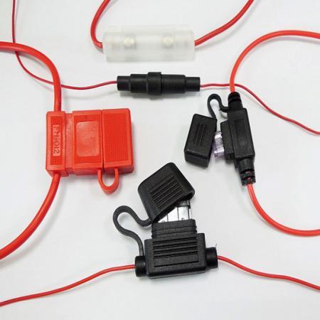 Chicote de fios porta-fusíveis - Chicote de fios porta-fusíveis