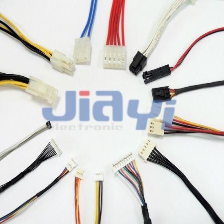 Faisceau de fils de connecteur Molex - Faisceau de câbles de connecteur fil à carte et fil à fil Molex