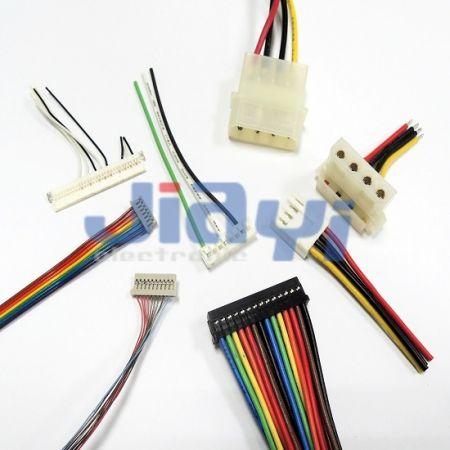 Жгут проводов разъема Hirose / JAE / AMP & TE и YeonHo - Hirose / JAE / AMP & TE / YeonHo Провод к плате и провод к проводному соединителю, жгут проводов