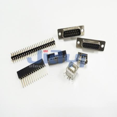 PCB-Anschluss und Wire-to-Board-Anschluss - Leiterplattenanschluss