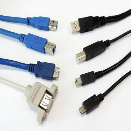 Cabo USB - Cabo USB / Mini USB / Micro USB