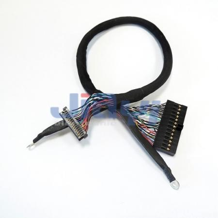 JAE FI-W LVDS and LCD Wire Harness