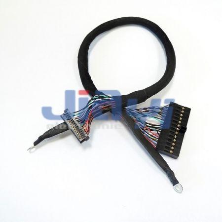 JAE FI-W LVDS und LCD-Kabelbaum