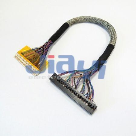 Arnés de cables JAE FI-X LVDS y LCD - Arnés de cables JAE FI-X LVDS y LCD