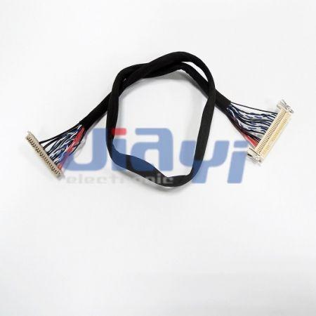 Hirose DF13 LVDS und LCD-Kabelbaum - Hirose DF13 LVDS und LCD-Kabelbaum