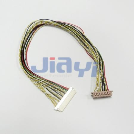 Hirose DF13 LVDS and LCD Wire Harness
