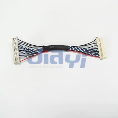 Hirose DF19 LVDS and LCD Wire Harness