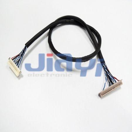 LCD-Anzeige Hirose DF19 Kabel - LCD-Anzeige Hirose DF19 Kabel