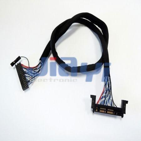 LCDモニターワイヤーハーネス - LCDモニターワイヤーハーネス