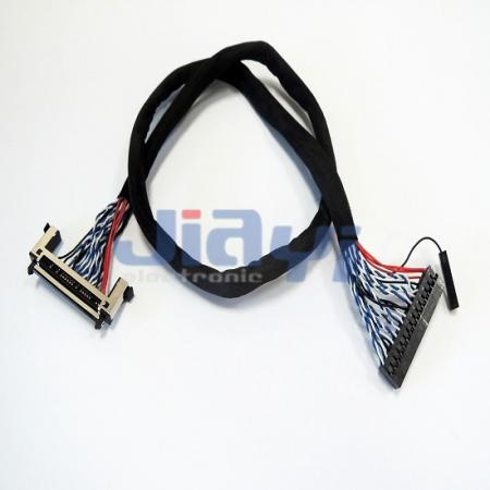 LCD Monitor Wire Harness