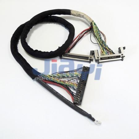 LVDS Extension Cable Wire Harness