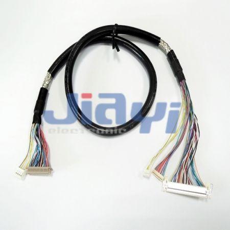 Assemblage de câbles LVDS pour écran LCD