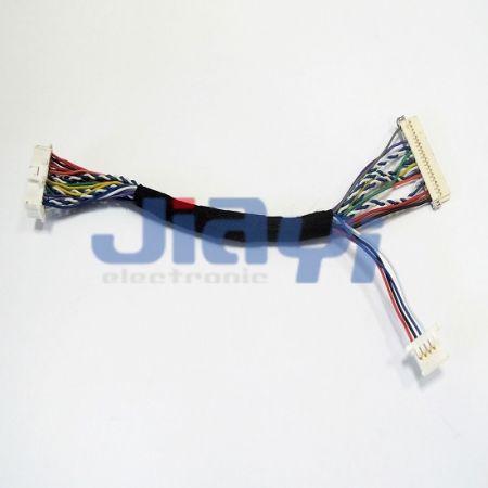 Harnais de fils LVDS pour moniteur LCD