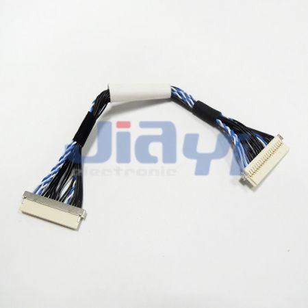 Hirose DF19 Display Interface Wire Harness - Hirose DF19 Display Interface Wire Harness