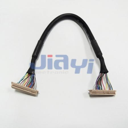 Hirose DF13 1.25mm Pitch Dual Row Connector Wire Harness - Hirose DF13 1.25mm Pitch Dual Row Connector Wire Harness