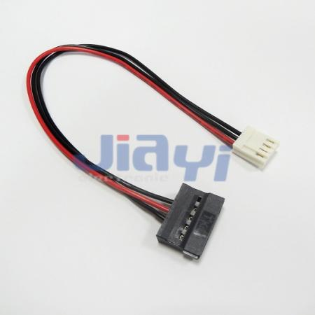 TE/AMP 171822 2.5mm Pitch Connector Wire Harness - TE/AMP 171822 2.5mm Pitch Connector Wire Harness