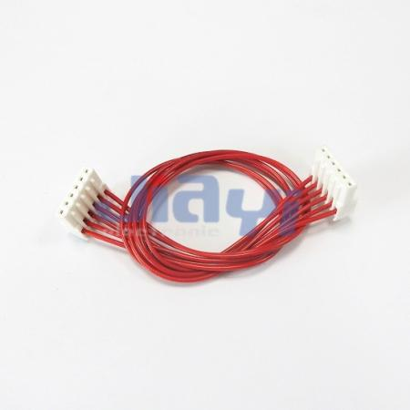 TE/AMP MTA-100 2.54mm Pitch IDC Connector Wire Harness - TE/AMP MTA-100 2.54mm Pitch IDC Connector Wire Harness
