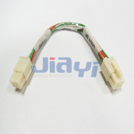 TE/AMP Mini Universal MATE-N-LOK 4.14mm Pitch Connector Wire Harness - TE/AMP Mini Universal MATE-N-LOK 4.14mm Pitch Connector Wire Harness