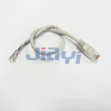 RJ45 Cable Assembly