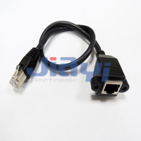 Conjunto de cabo de rede RJ45 personalizado - Conjunto de cabo de rede RJ45 personalizado