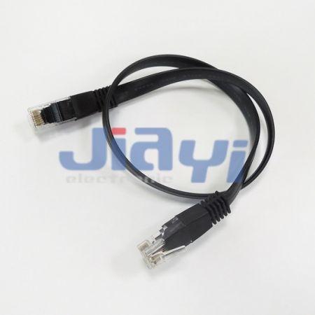 Netzwerk- und Ethernet-Kabelkonfektionierung - Netzwerk- und Ethernet-Kabelkonfektionierung