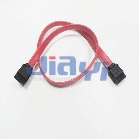Прямой внутренний кабель 7P SATA - Прямой внутренний кабель 7P SATA