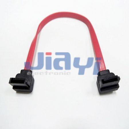 Прямоугольный кабель Serial ATA 7P - Прямоугольный кабель Serial ATA 7P
