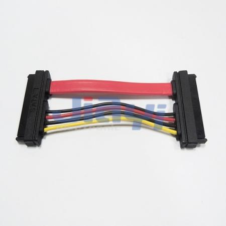 SATA 22P Straight SATA Cable - SATA 22P Straight SATA Cable
