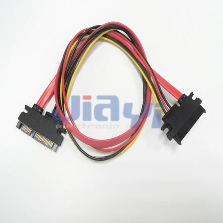 SATA 22P Extension Cable Assembly - SATA 22P Extension Cable Assembly