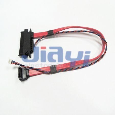 Benutzerdefinierte SATA 22P-Kabelbaugruppe - Benutzerdefinierte SATA 22P-Kabelbaugruppe