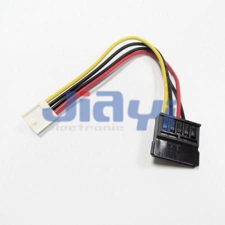 Cable SATA con conector de alimentación SATA 15P - Cable SATA con conector de alimentación SATA 15P