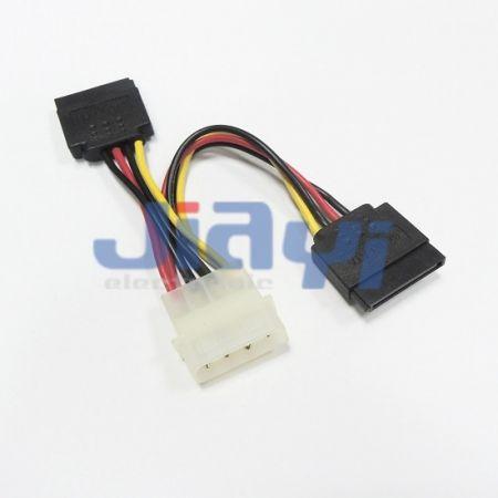 SATA-Stromverteilerkabel - SATA-Stromverteilerkabel