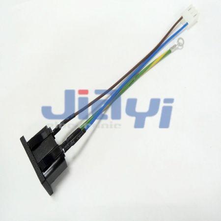 AC Power Socket Wire Harness - AC Power Socket Wire Harness