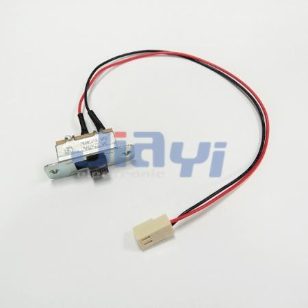 Wire Harness Assembly with Switch