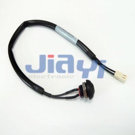 Pushbutton Switch Wiring Harness