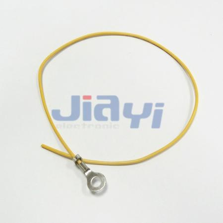 Non-Insulated Ring Terminal Wiring Harness
