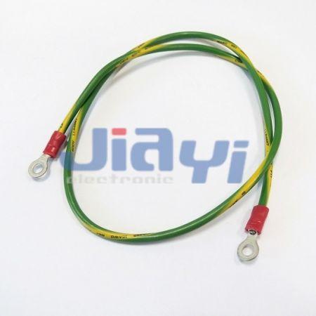 Faisceau de câblage personnalisé avec borne à anneau - Faisceau de câblage personnalisé avec borne à anneau