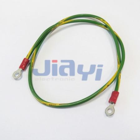 Custom Wiring Harness with Ring Tongue Terminal - Custom Wiring Harness with Ring Tongue Terminal