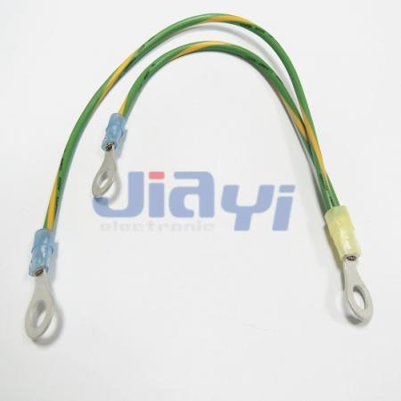 Nylon Insulated Ring Terminal Wiring Harness - Nylon Insulated Ring Terminal Wiring Harness