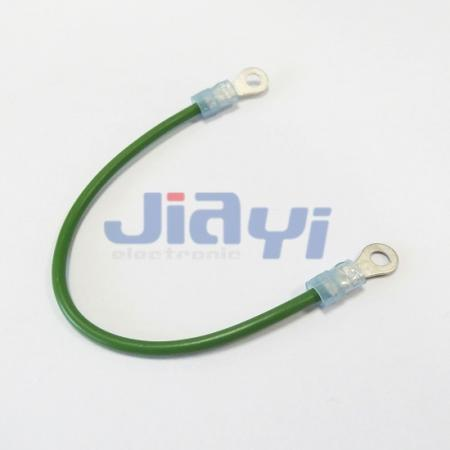 Nylon Insulated Ring Terminal Wiring Harness