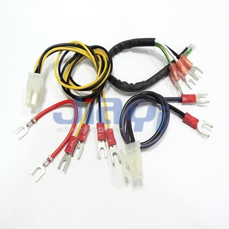 Spade Terminal (Fork Terminal) Wire Harness - Spade Terminal (Fork Terminal) Wire Harness