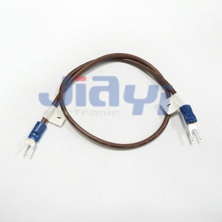 Spade Terminal (Fork Terminal) Wire Harness