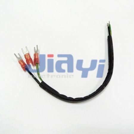 Faisceau de câblage de cosse isolé en nylon - Faisceau de câblage de cosse isolé en nylon