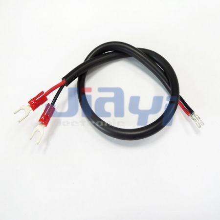 Nylon Insulated Spade Terminal Wiring Harness