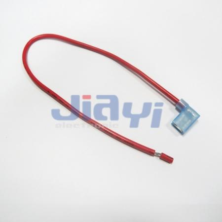 Nylon Insulated Flag Terminal Wiring Harness
