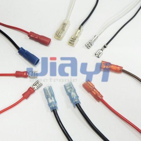 Faisceau de câbles de borne Faston de type 187 (4,8 mm) - Faisceau de câbles pour bornes Faston 187 (4,8 mm)