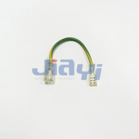 Wire Harness with Non-Insulated 187 Female Terminal