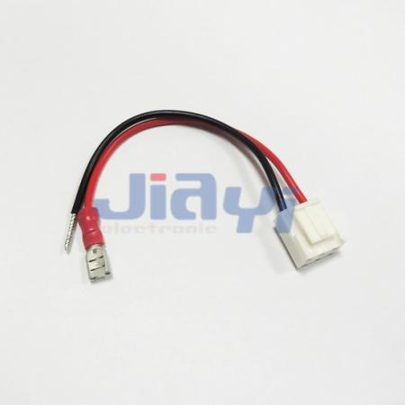 187 PVC Insulated Female Terminal Wiring Harness